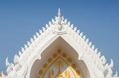 Templo da simetria Foto de Stock