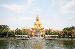 Templo da tanga de Pikul, Singburi Tailândia Imagem de Stock