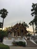 Templo da tanga de Wat Phra That Si Chom fotos de stock