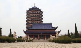 Templo Dagoba foto de stock royalty free