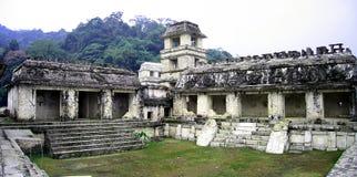 Templo das inscrição Foto de Stock