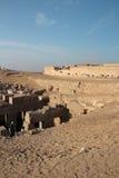 Templo de Abydos Fotografia de Stock