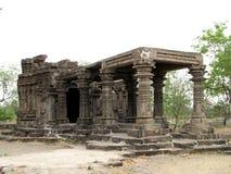 Templo de Aishwareshwar Imagenes de archivo