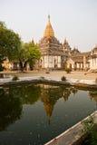 Templo de Ananda Imagem de Stock Royalty Free