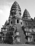 Templo de Angkor, Siem Reap, Camboya imagenes de archivo