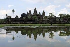 Templo de Angkor Wat Imagenes de archivo