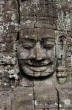 Templo de Angkor Wat - de Bayon Foto de archivo libre de regalías