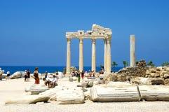 Templo de Apollo Imagens de Stock