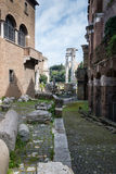 Templo de Apollo Sosianus Foto de Stock