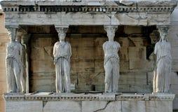 Templo de Apolo antiguo Foto de archivo libre de regalías