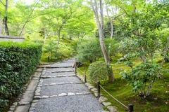 Templo de Arashiyama, Japão Imagens de Stock