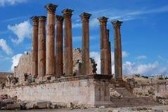 Templo de Artemis fotos de archivo libres de regalías