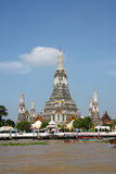 Templo de Arun, Banguecoque, Tailândia Foto de Stock Royalty Free