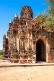 Templo de Bagan fotos de archivo libres de regalías