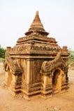 Templo de Bagan Imagens de Stock