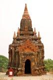 Templo de Bagan Imagens de Stock Royalty Free