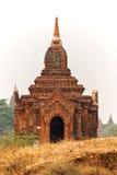 Templo de Bagan Foto de Stock Royalty Free