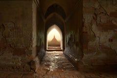 Templo de Bagan Foto de archivo