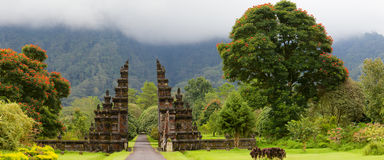 Templo de Bali fotos de stock royalty free