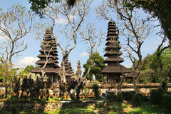 Templo de Bali Foto de Stock Royalty Free