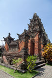 Templo de Bali Foto de Stock