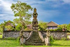 Templo de Bali, Indonesia Fotos de archivo