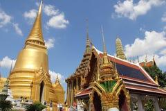 Templo de Banguecoque, Tailândia Imagem de Stock Royalty Free