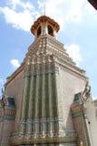 Templo de Banguecoque, Tailândia Imagens de Stock