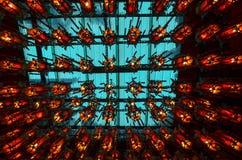 Templo de Baoan, Taipei Fotografia de Stock Royalty Free