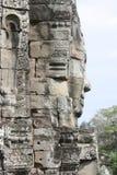 Templo de Bayon Foto de Stock Royalty Free