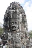 Templo de Bayon Fotos de archivo