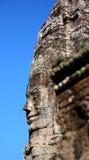 Templo de Bayon, Camboya Fotografía de archivo libre de regalías
