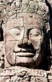 Templo de Bayon en Angkor Wat, Imagen de archivo