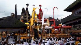 Templo de Besakih foto de stock royalty free