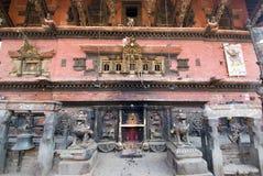 Templo de Bhairavnath Imágenes de archivo libres de regalías