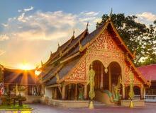 Templo de Bhuda Imagem de Stock