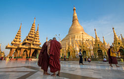 Templo 2 de Birmania Imagem de Stock