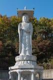 Templo de Bongeunsa Imagenes de archivo
