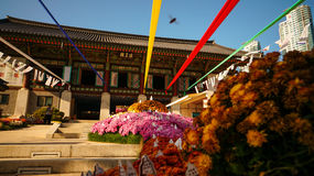 Templo de Bonguensa Foto de Stock Royalty Free