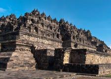Templo de Borobudur Imagens de Stock Royalty Free