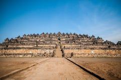 Templo de Borobudur Imagen de archivo