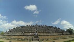 Templo de Borobudur en Magelang, Java central, Indonesia foto de archivo