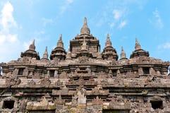 Templo de Borobudur, Indonésia. Foto de Stock Royalty Free