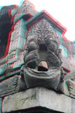Templo de Borobudur no estéreo Fotos de Stock