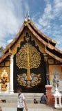 Templo de Buda Imagen de archivo libre de regalías