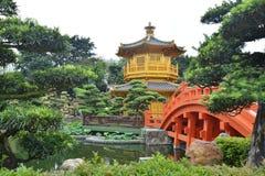 Templo de Buda del chino fotos de archivo libres de regalías