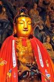 Templo de Buddha del jade Foto de archivo