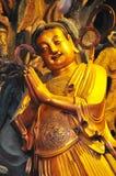 Templo de Buddha del jade Imagen de archivo libre de regalías