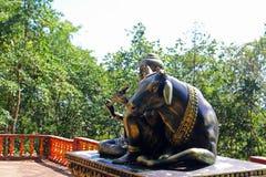 Templo de Buddist en Camboya Imagenes de archivo