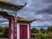 Templo de Budhist imágenes de archivo libres de regalías